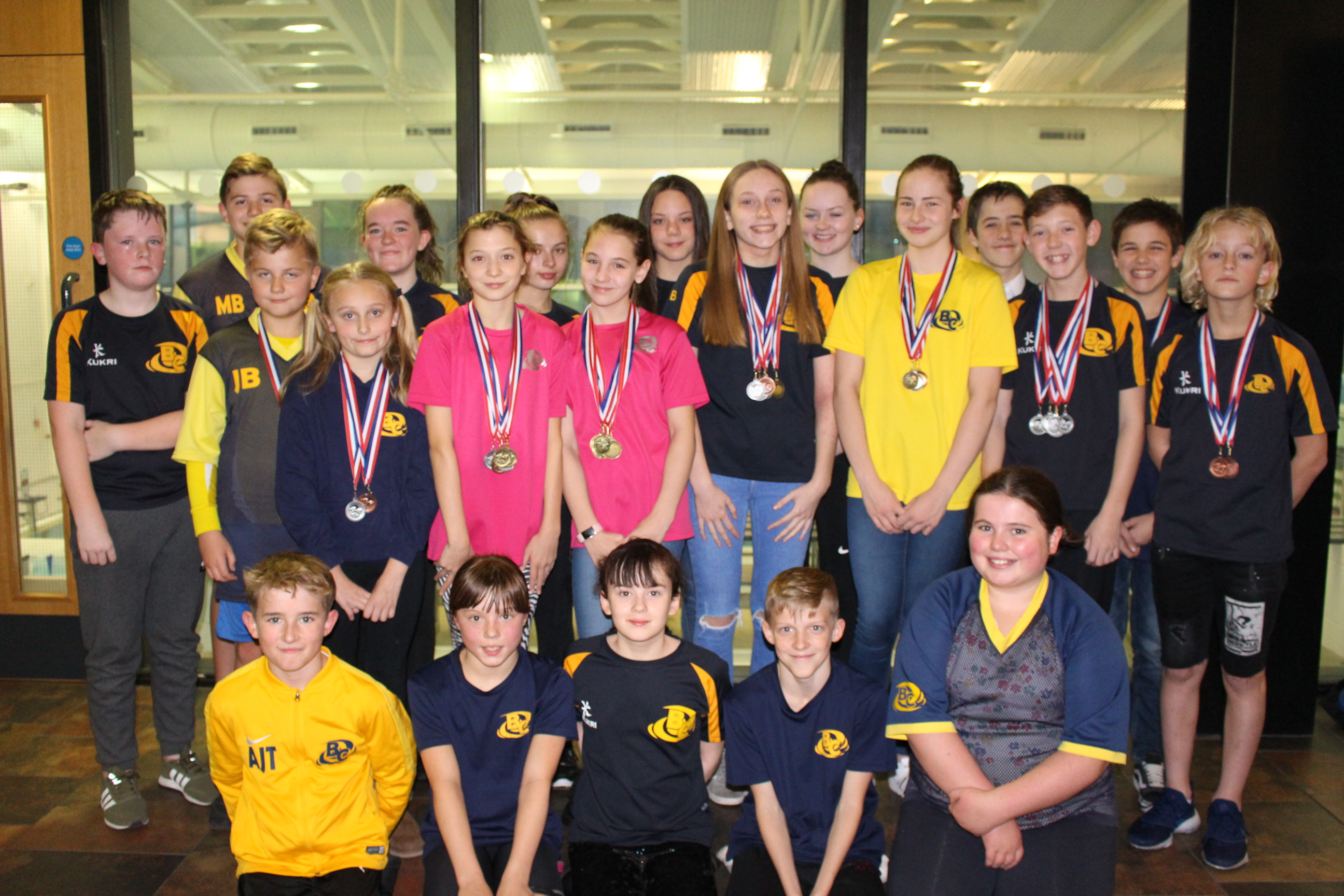 Blackburn Centurions Swim Team